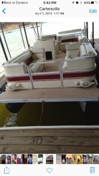 Pontoon boat , Other, Odessy pontoon boat