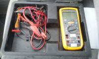 Flick 1587 Insulation Multimeter, Tools, Equipment, Fluck 1587 insulation multimeter