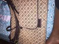 Purse, Designer Wear & Handbags, Dooney and Burke in good condition it's brown and tan also comes with a inside chain wallet