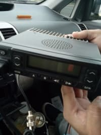 Kenwood tk 880, Electronics, Kenwood tk 880, 0000, With Mic  which was recently bought