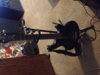 Guitar, Musical Instruments, Equipment, Washburn bt-2 maverick series in good working condition