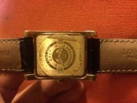 Longines, Luxury Watch, Longines L5-655-6, 18 Carat Gold, Sapphire Glass, Alligator Skin Band
