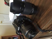 Nikon 3200, Electronics, Nikon 3200, 2014, Great condition. Has extra lense and lots of accessories