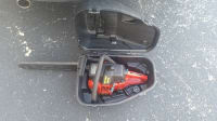 "Chainsaw, Tools, Equipment, Craftsman, 18"" 42 cc, case included"