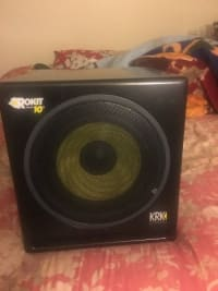 SPEAKER , KRK POWER 10S SPEAKER FOR SALE