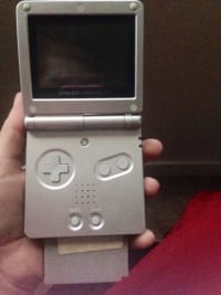 Sell Gameboy Advance Sp For Cash