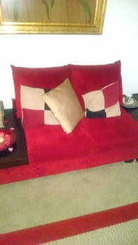 furniture, Red , Like new
