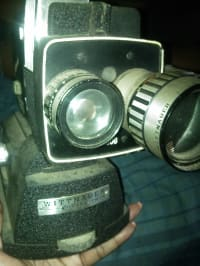 1959 wittnauer projector camera, 8mm twin cine, wittnauer, projector, camera, 1959