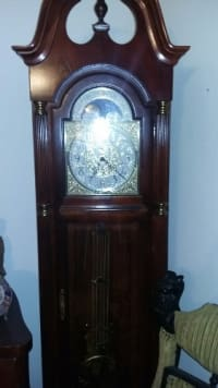 Sell Or Buy A Used Howard Miller Grandfather Clocks