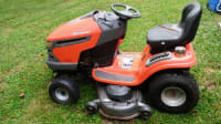 Husqvarna riding lawn mower , Husqvarna Riding lawn mower 5 years old yth2348