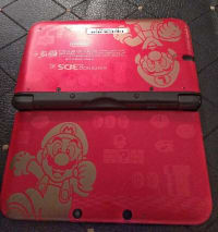 Sell Or Buy A Used Nintendo 3ds Xl Limited Edition Super Mario Bros 2