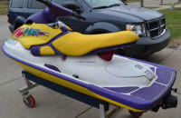 1995 hx sea doo seadoo, 1995 hx sea doo seadoo 717cc great condition. No trailer, Used