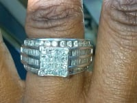 Wedding Ring, Womans wedding ring, Gently used