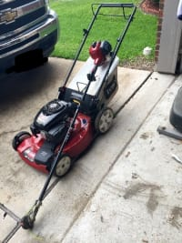 Sell Or Buy A Used Lawn Mower And Weed Eater