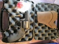 Sell or buy a used Charter Arms Pitbull  45ACP, Nitron Finish, 25