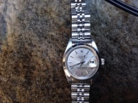Women's Rolex, Watch retails for $6000