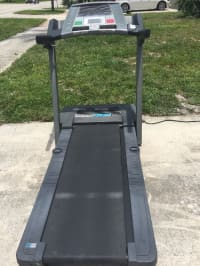 Treadmill, Treadmill Pro-Form XP 550s. Excellent condition. Power incline, speeds up to 10 mph, carb counter