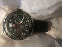572c5540601c Sell or buy a used TAG Heuer Men s CAU1110 Formula 1 Black Dial ...