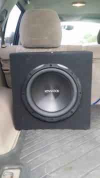 Sell or buy a used Kenwood Subwoofer