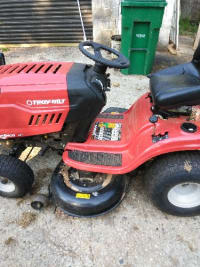 Pawn Or Buy A Used 42 Troybilt Riding Mower