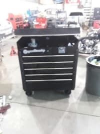 Sell or buy a used Matco tool box and tools
