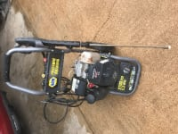 Honda GC160 Pressure Washer 2700 Psi 2.3 GPM, Napa Honda GC 160 Pressure  Washer 2700