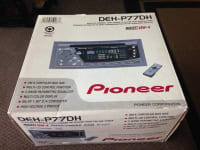 Pioneer cd player gm & chrysler , Pioneer DEH-P77DH multi cd control high power CD player with am/fm tuner. 