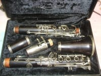 Boosey Hawks Wood Clarinet, Boosey Hawks wood body clarinet all reconditioned and ready to play., Like new