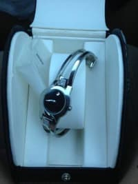 Woman's Amarosa Diamond Movado Watch In Box , Woman's Amarosa diamond Movado watch. Great condition, Like new