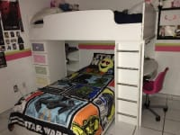 Sell Or Buy A Used Ashley Furniture Madeline Loft Bunk Bed