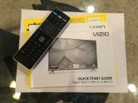 4K TV Vizio M series barely used , Vizio M60-C3 2015 smart tv, 2015 , Barely used 2015 M series just got it wasn't big enough for my basement. Everything included still under warranty. Not even 90 days old.