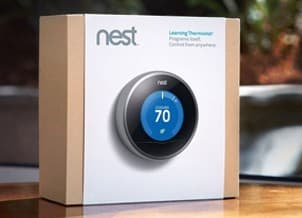 Pawn Shop – Nest thermostat