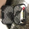 Glock 27 in Case with trigger lock, speed loader and holster