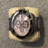 Specialty Chronograph Rose Dial Two-tone Men's Watch