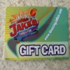 Amazing Jake's Gift Card