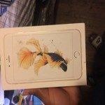 Apple, 2016, 5.5inch screen size , ear phones with charger kit, Sprint