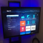"""Roku Smart LED HDTV TCL 32S3800 32"""" , 2015, Nothing!. The TV looks brand new because it is. It doesn't have any physical damaged and everything works."""