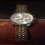 Michael kors 251509 , Gold   men's watch sterling