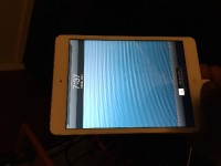 iPad mini, Electronics, Apple, No damage, barely used
