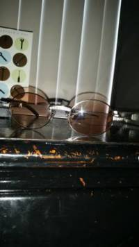 cartier iced out buffs, Good condition cartier glasses, Gently used
