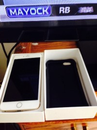 Apple iphone 6 plus 128 gb, Electronics, Apple iPhone 6 plus, Like new gold 128 gab sprint
