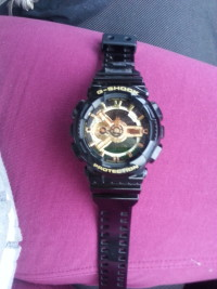 g shock watch, Luxury Watch, casio ga110, Been worn 1 time. Paid 500 for it a year ago. Just want a good pricem
