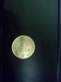 1978 Krugerrand 1 ounce coin, Antique, Collectible, I have a 1978 south Africa 1 ounce Krugerrand gold coin it is in excellent condition!