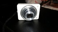 canon power shot N, Electronics, 692050002396, New good  condition  the color  is white