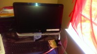 52inch flatscreen tv, Electronics, Samsung flatscreen, Flat screen, 52inch tv, no damage