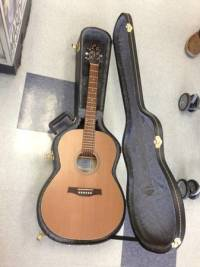 Seagull Acoustic Guitar S6 Folk Coastline Cedar, For sale: Coastline Seagull S6 Cedar Folk acoustic guitar. Excellent condition.Fresh strings, setup, neck is straight, sounds awesome and plays really well. Includes fitted hard shell case., Like new