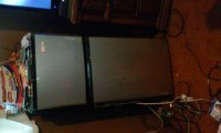 4ft 1 inch tall mini fridge/ with freezer, Electronics, vissani 4ft 1inch mini fridge , Great condition runs great