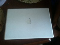 Macbook , Electronics, Apple, 13 inch , white , macbook 1