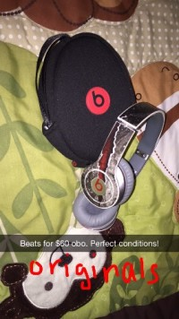 Beats, Other, Dr. Beats wireless headphones like new
