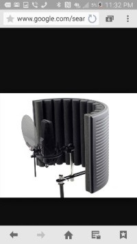 RF-X Reflexion Filter , Musical Instruments, Equipment, SE Electronic RF-X Reflection Filter X